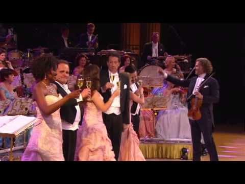 André Rieu - Libiamo - Happy Birthday! DVD
