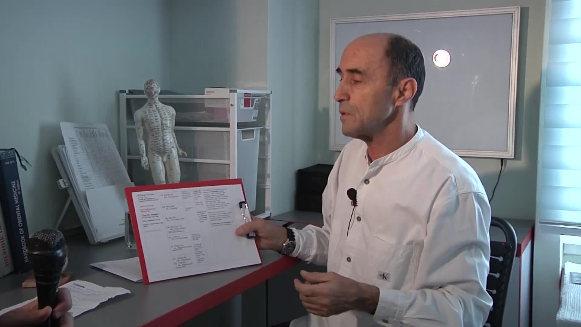 Dr Mirko Djordjevic-Akupunktura I tradicionalna kineska medicina