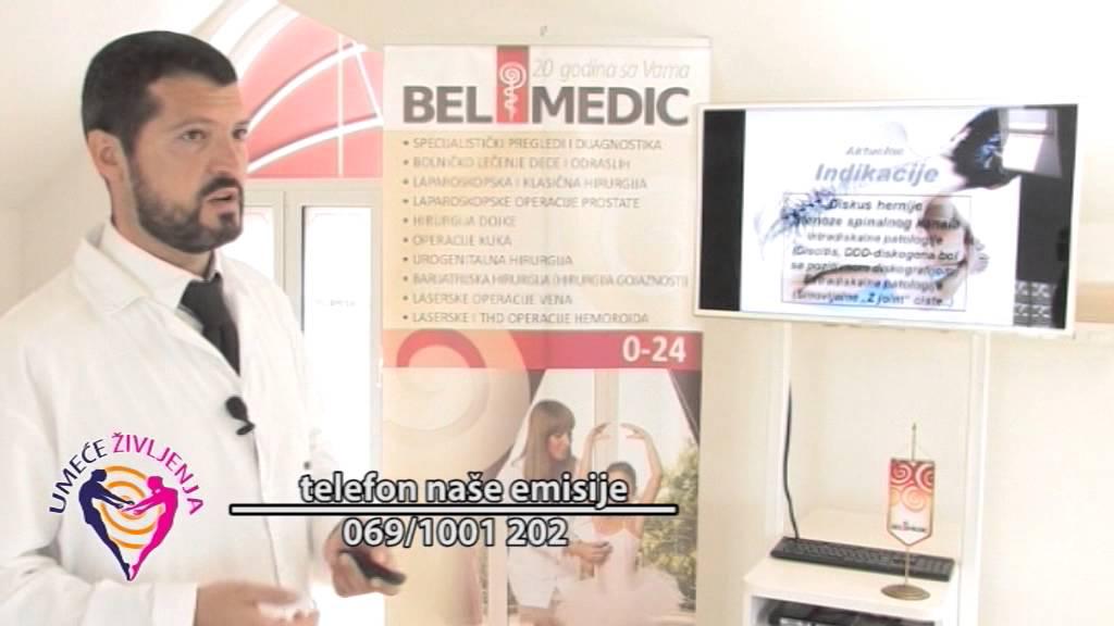 BEL MEDIC Diskus Hernia i stenoza kičme