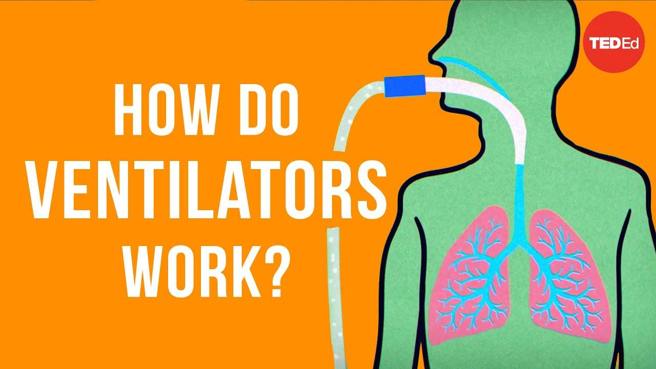 How do ventilators work? - Alex Gendler