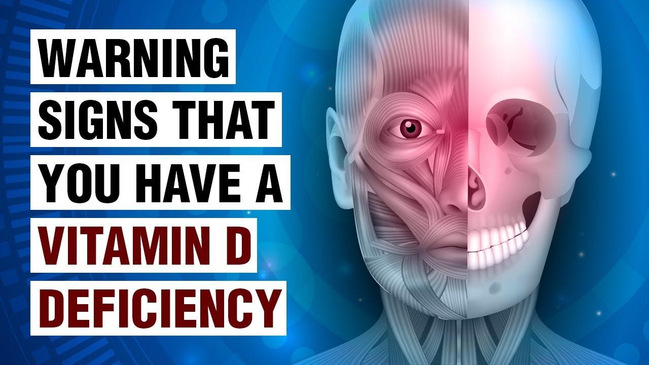 14 Signs Of Vitamin D Deficiency