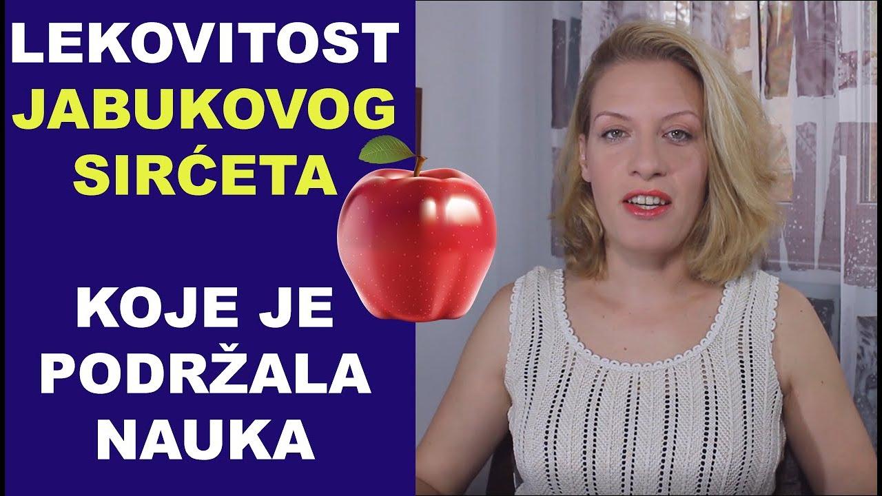 Lekovitost JABUKOVOG SIRĆETA koje je podržala nauka /#1/ dr Bojana Mandić