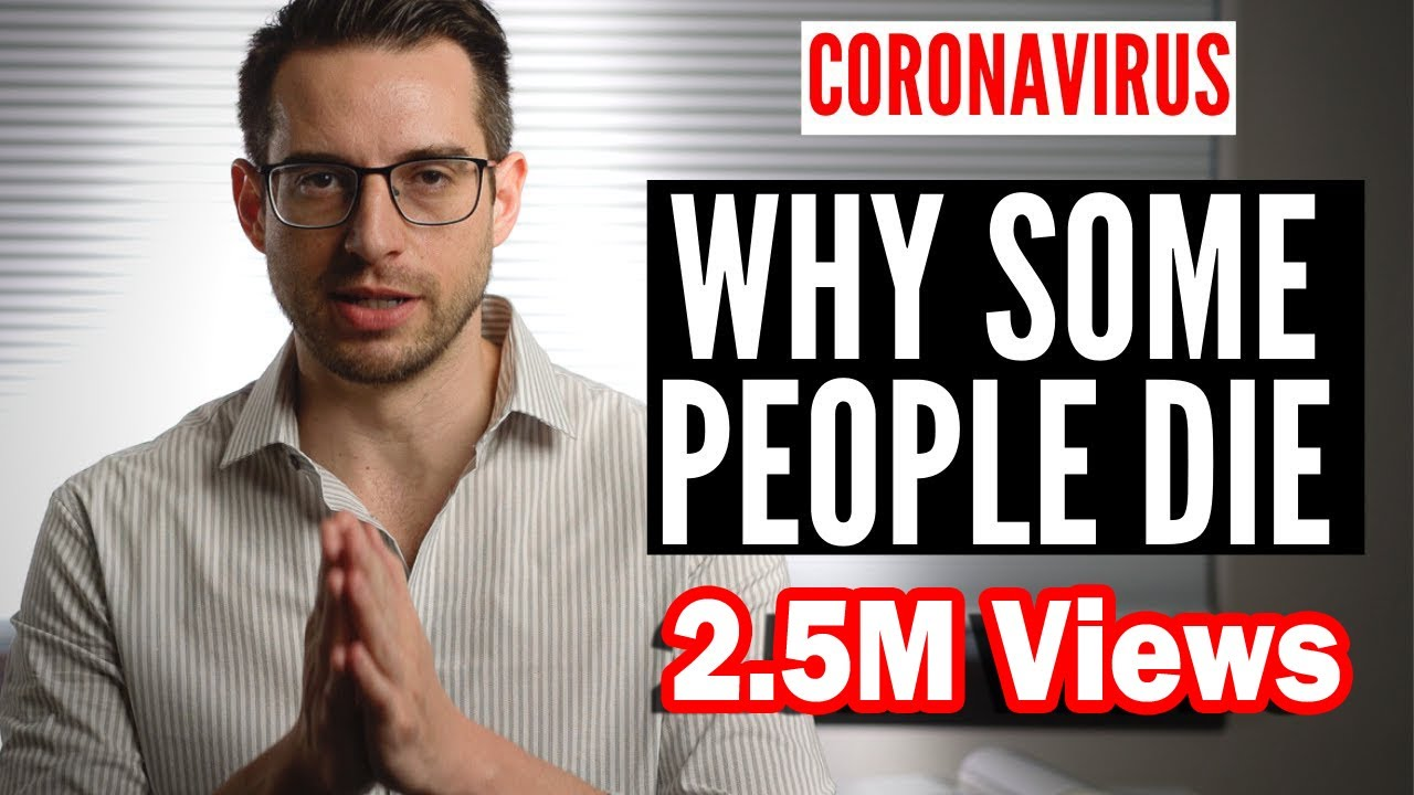 How COVID Kills Some People But Not Others - I'm a Lung Doctor (MEDICAL TRUTH) | Coronavirus